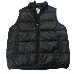 Old Navy frost free black vest